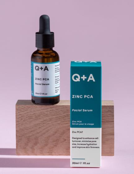 Q+A Zinc PCA Facial Serum сыворотка для лица 30мл
