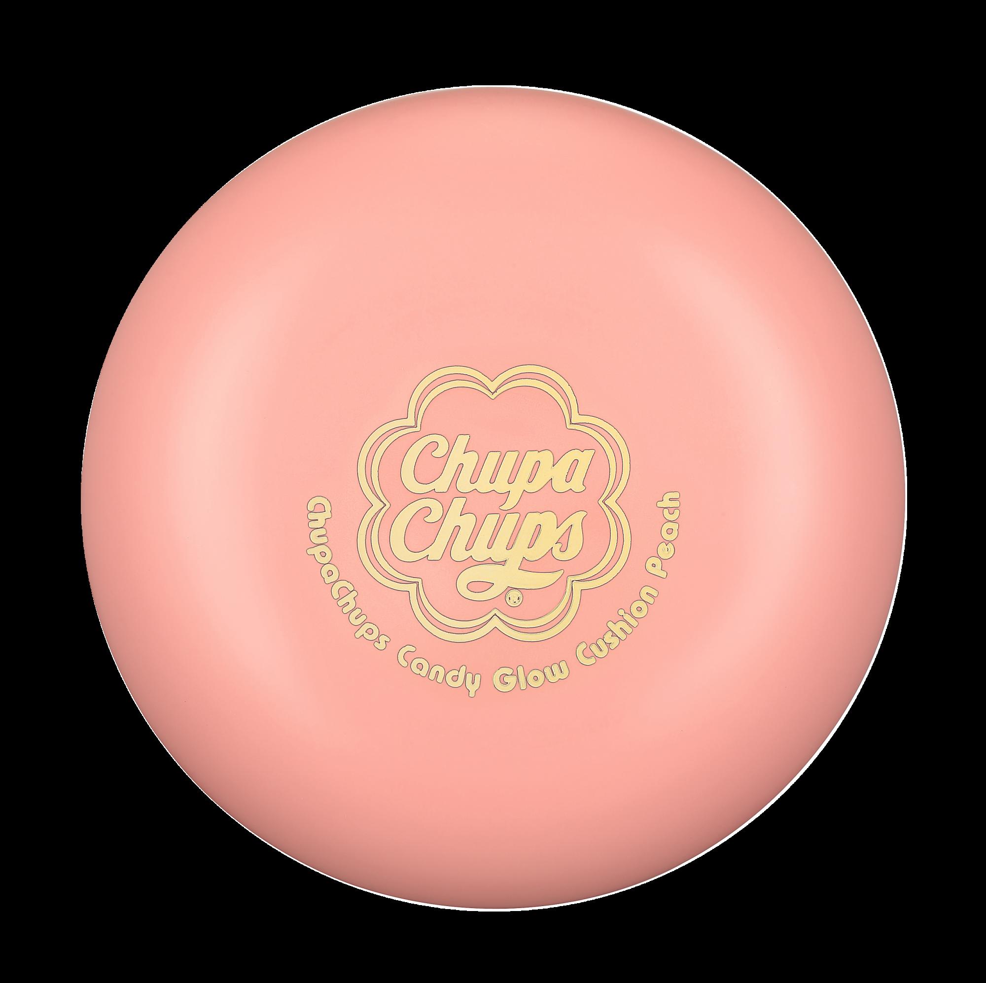 Кушон Chupa Chups Candy Glow Cushion Peach 3.0 Fair SPF50