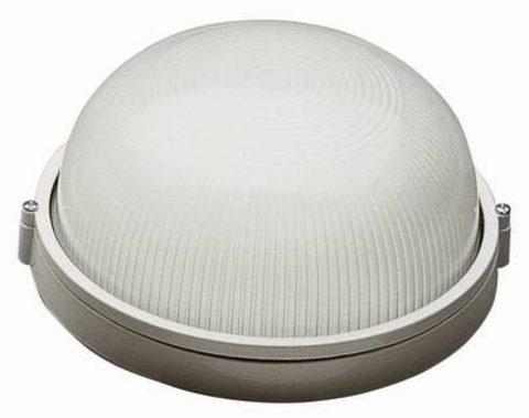 Светильник НПБ1301 белый/круг 60Вт IP54 TDM