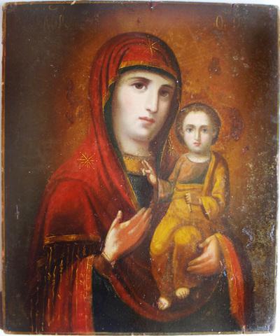 Икона Смоленская