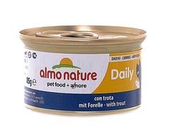 Консервы (банка) Almo Nature Daily Menu Cat Trout