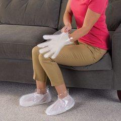Парафиновые носки для ног