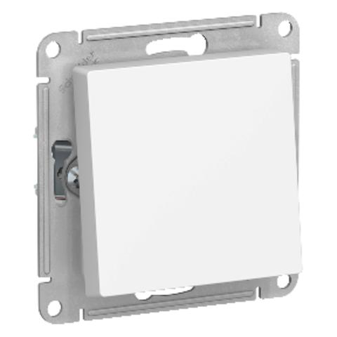 AQUA Переключатель одноклавишный IP44, 10АХ. Цвет Белый. Schneider Electric AtlasDesign. ATN440161