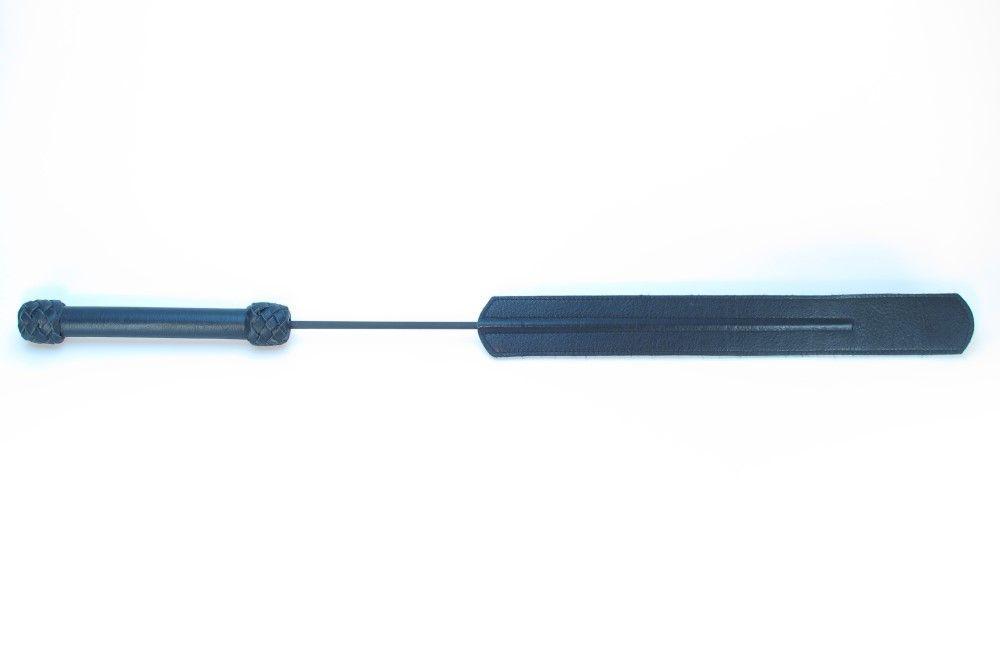 Чёрный королевский стек - 76 см.