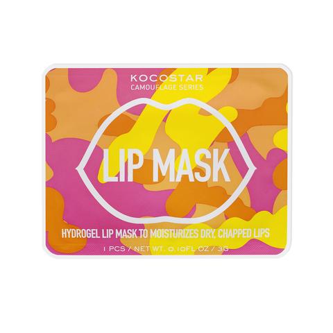 KOCOSTAR | Гидрогелевые патчи для губ (1 пара) / Hydrogel lip mask, (3 г)