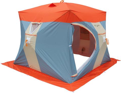 Зимняя палатка Нельма Куб-3 Люкс