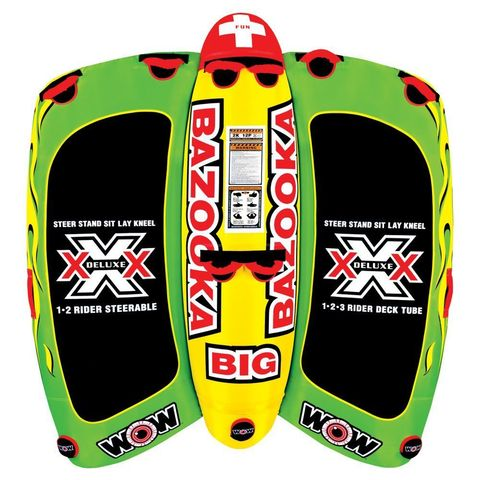Буксируемый баллон «Big Bazooka»