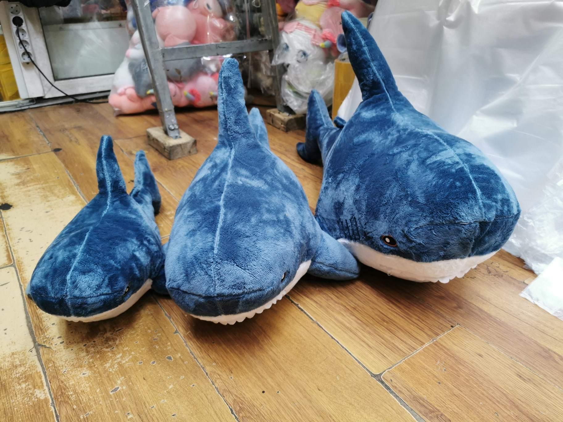 Акула большая 140 см