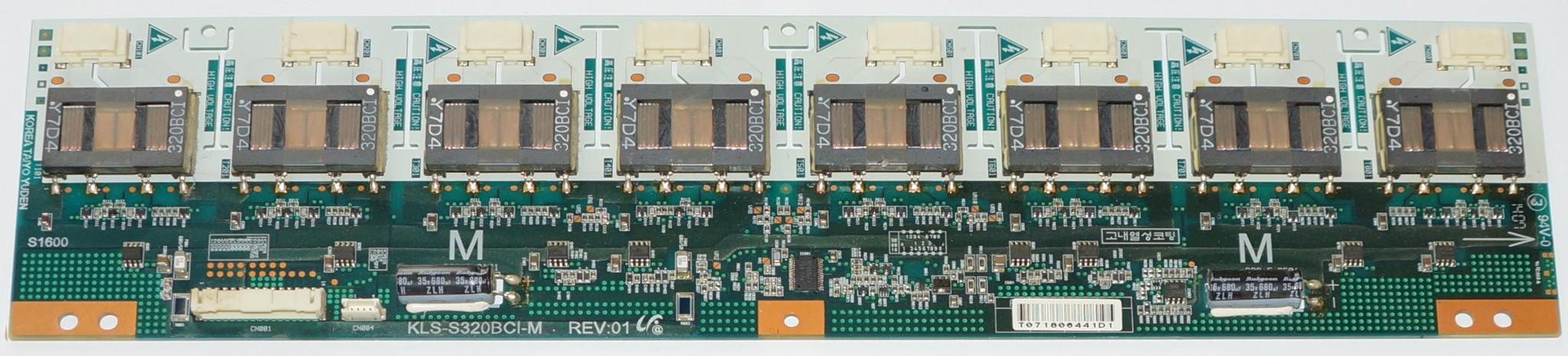 KLS-S320BCI-M REV01 инвертор телевизора Sony