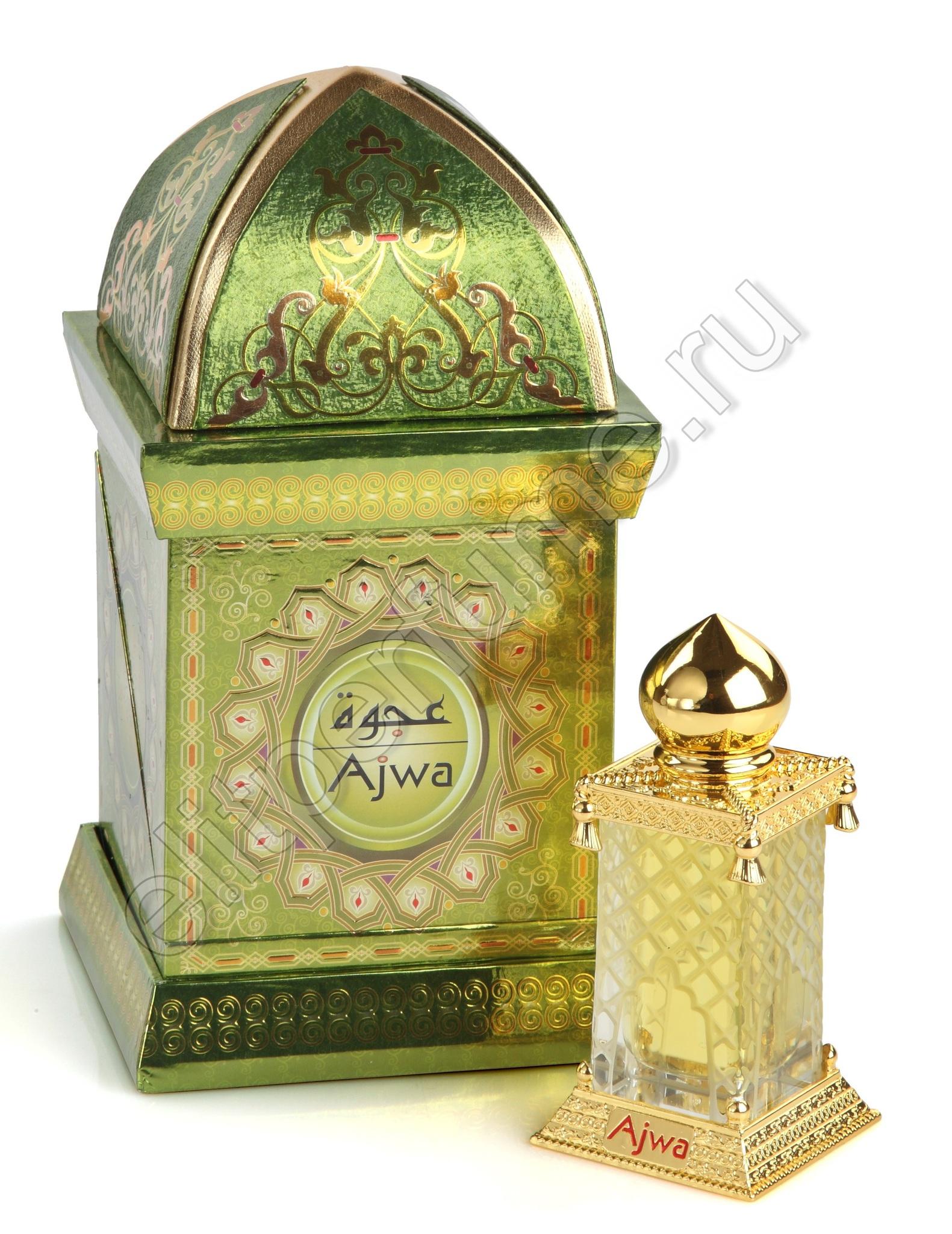 Пробники для духов Аджва Ajwa 1 мл арабские масляные духи от Аль Харамайн Al Haramin Perfumes