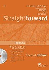 Straightforward 2Ed Beg TB +R