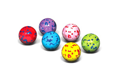 Кислые драже Toxic Waste Smog Balls 85 гр