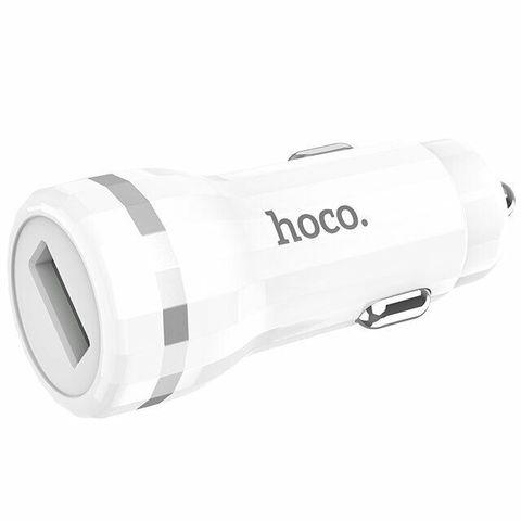 Автомобильное зарядное устройство Hoco Z27A (USB Type-C)
