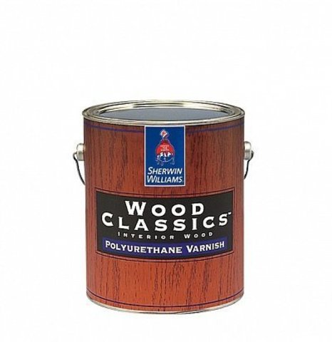 Wood Classic Polyuretane Varnish Gloss лак глянец кварта