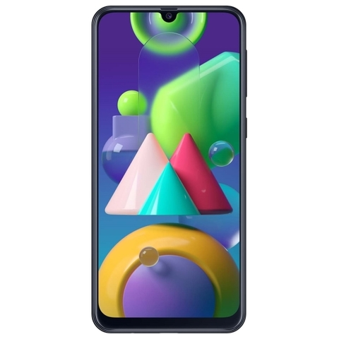 Смартфон Samsung Galaxy M21 64GB Black (SM-M215F/DSN)