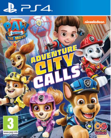 Щенячий патруль: Город Приключений Зовет (PS4, русская версия)