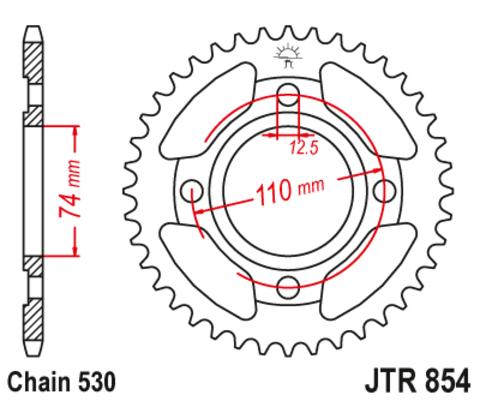 JTR854
