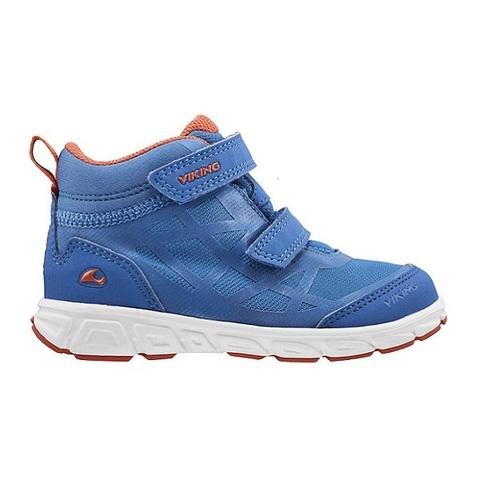 Ботинки Viking Veme Mid GTX Royal Blue/Rust демисезонные