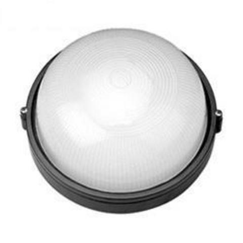 Светильник НПБ1301 черный/круг 60Вт IP54 TDM