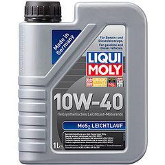 1930 LiquiMoly П/с.мот.масло  MoS2 Leichtlauf 10W-40 SL/CF;A3/B3 (1л)