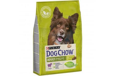 Сухой корм Purina Dog Chow Adult для взрослых собак, ягнёнок