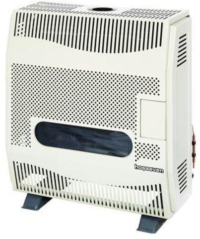 Конвектор газовый напольный - Hosseven HBS-9/1 со стальным теплообменником (9 кВт)