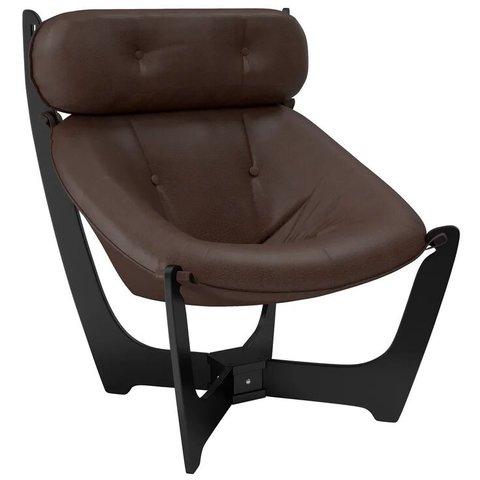 Кресло для отдыха Комфорт Модель 11 венге/Vegas Lite Amber