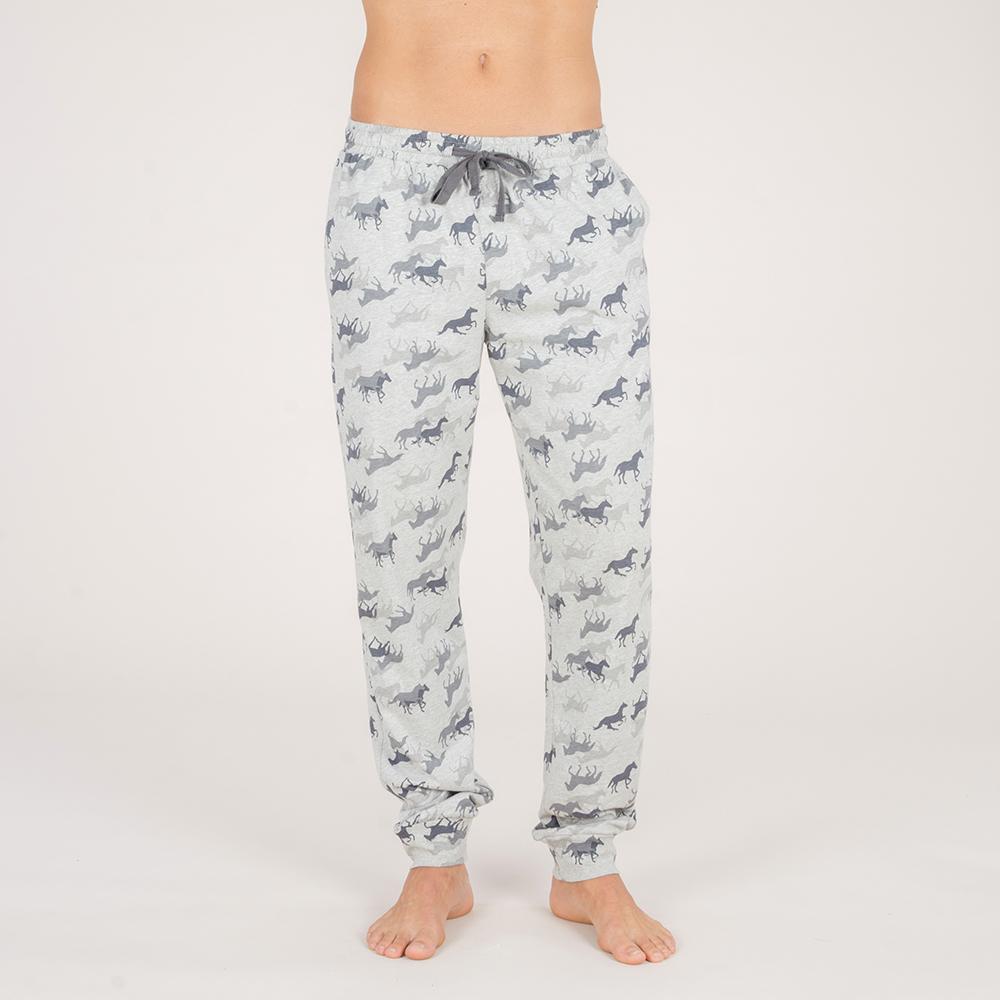 Мужские брюки пижамные E20K-71D101