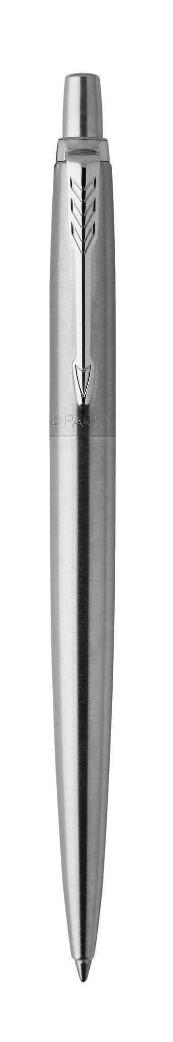 Шариковая ручка «Parker Jotter Essential». Цвет серебро