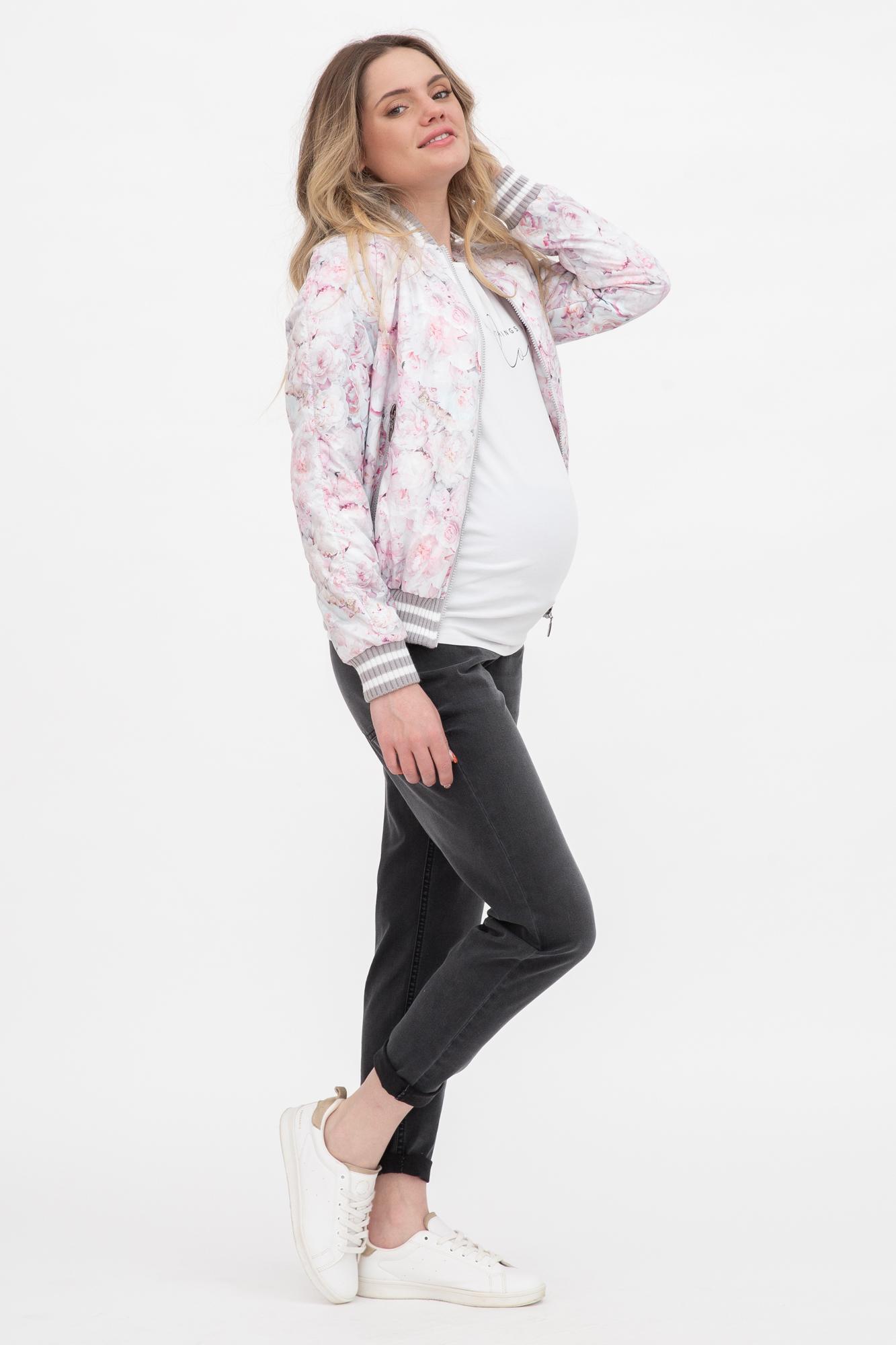 Куртка для беременных 08415 розовый