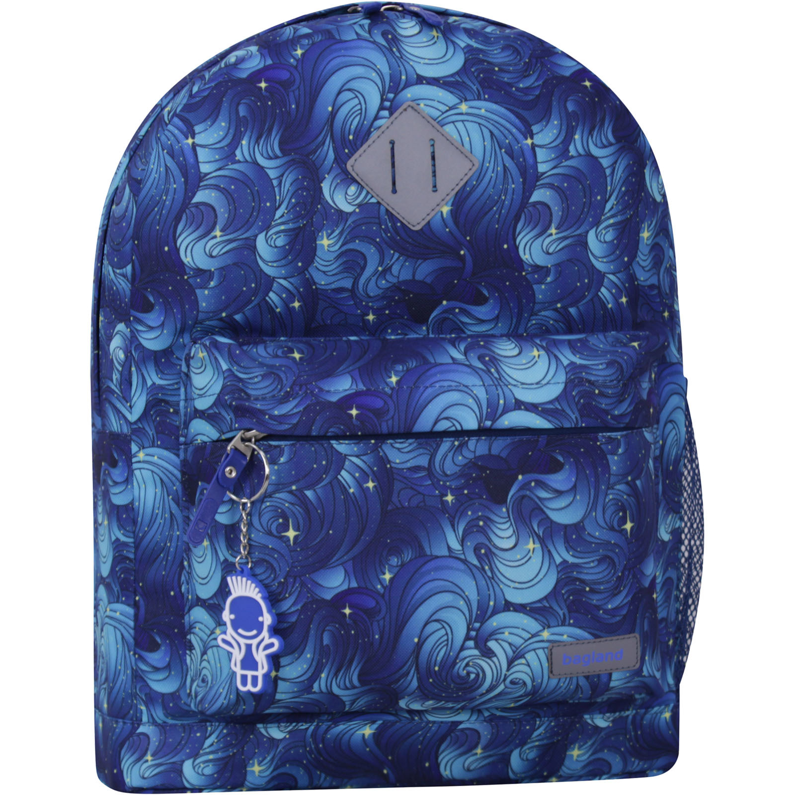 Городские рюкзаки Рюкзак Bagland Молодежный 17 л. сублимация 987 (00533664) IMG_0356_суб.987_-1600.jpg