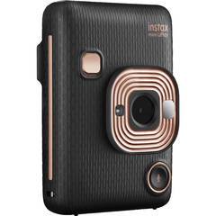 Fotoaparat \ Фотоаппарат INSTAX MINI LIPLAY ELEGANT BLACK EXD