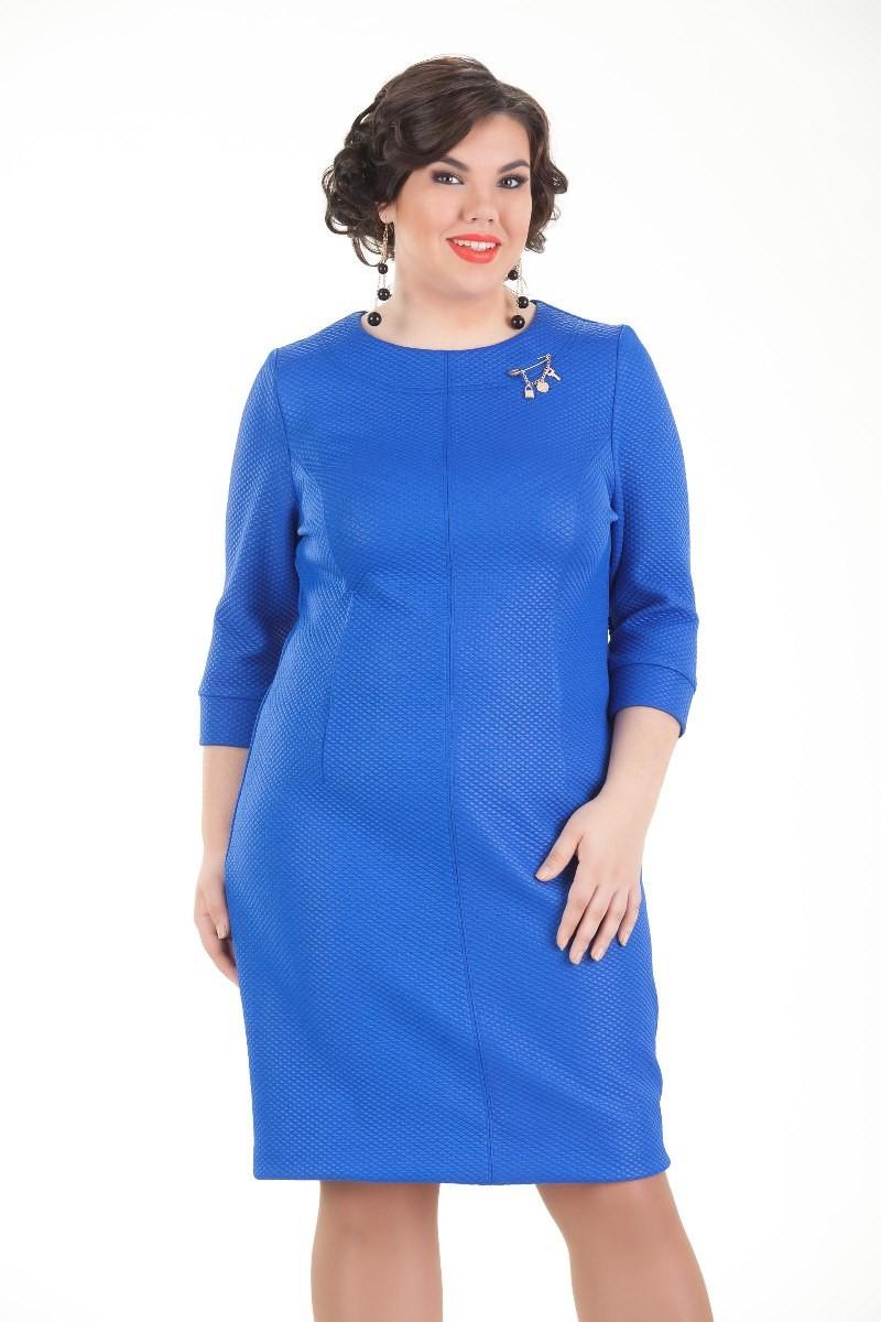 Платья Платье Триана синий 1195.jpg