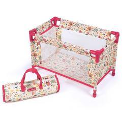 La Nina Кроватка-манеж для куклы 53 см серия Валерия (462106)