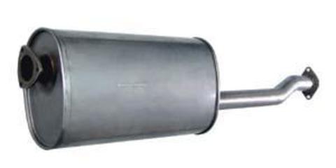 Глушитель Уаз 3163, 3162, Патриот Змз 409 (пр-во Ульяновск)