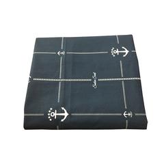 PLASTIFIED TABLECLOTH 155X130CM SAILOR SOUL