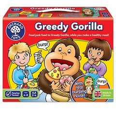 Greedy Goriila