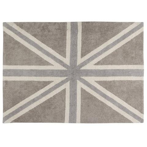 Ковер Lorena Canals UK Flag Grey (140 x 200)