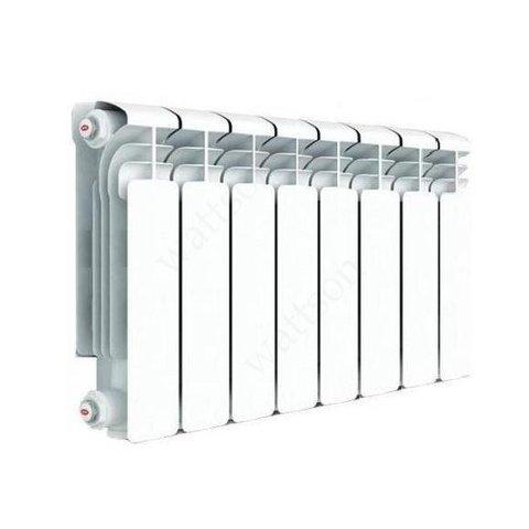 Радиатор алюминиевый Alum 350 08 секций