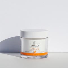 Ночная маска с витамином С  и малахитом hydrating overnight masque, VITAL C, IMAGE, 57 гр.