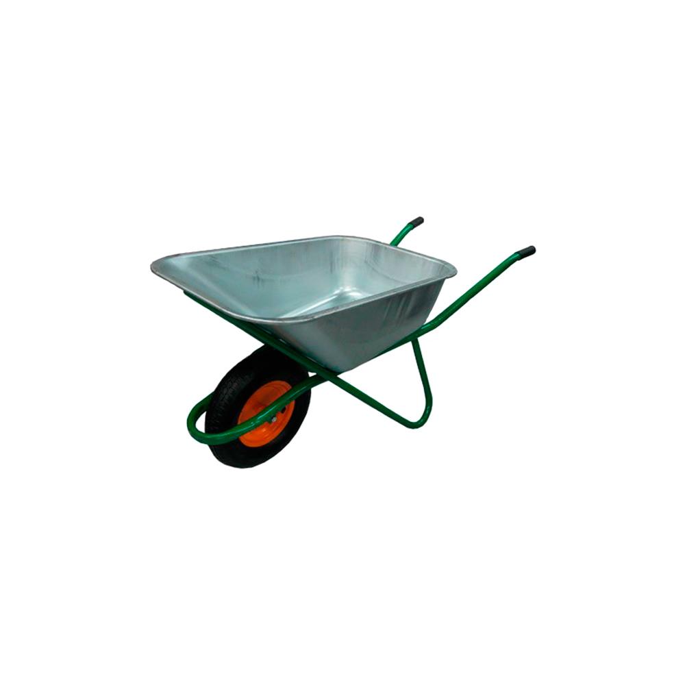 Тачка 85л садовая с колесом 3.25 D16, г/п 120 кг