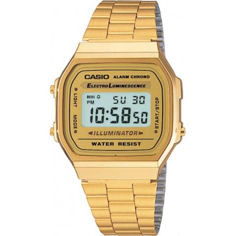 Наручные часы CASIO A-168WG-9E