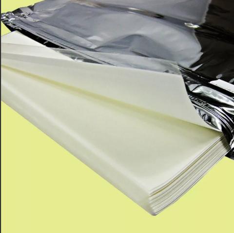 Сахарная бумага А4, 3 листа (чистая)