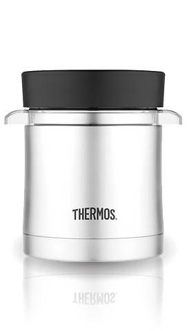 Термос для еды Thermos USA (0,4 литра) со съемным контейнером, стальной