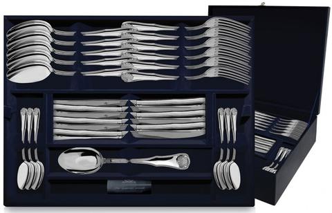 Серебряный столовый набор «Визит» 24 предмета