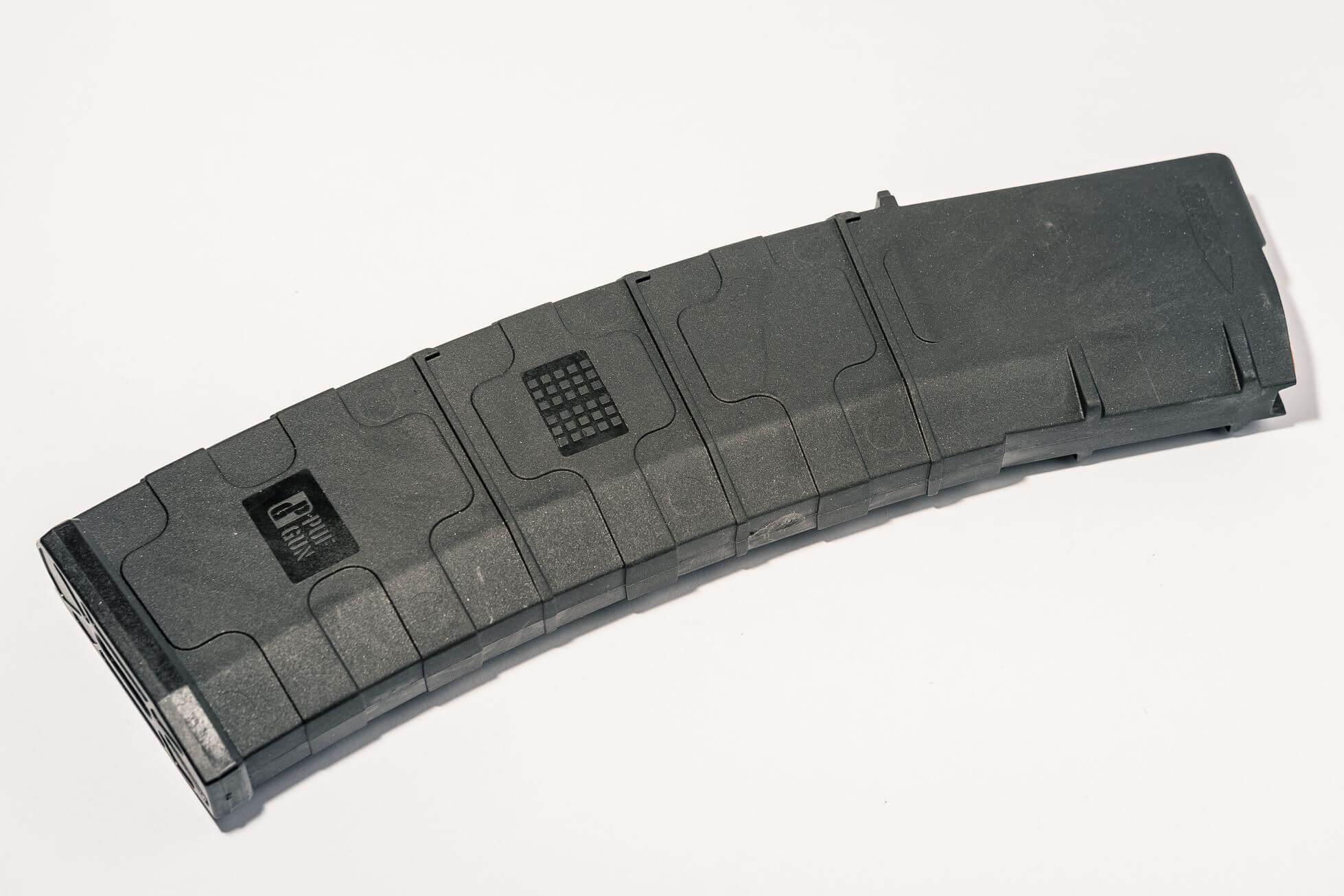 Магазин Pufgun для AR-15 на 45 патронов, черный