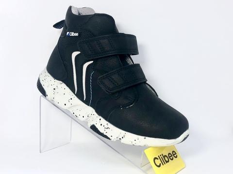 Clibee (деми) P178 Black 32-37