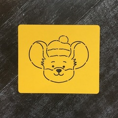 Мышка №16  голова
