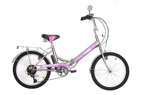 Велосипед BA Street Beat 121  20