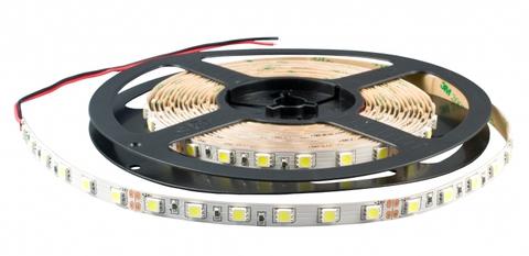 Лента светодиодная SMD5050-60-20-12-144-6400 60LED/м, IP20, 12В, 14,4Вт, (У) 6400К, TDM